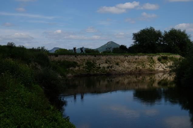 Offa's Dyke, River Severn