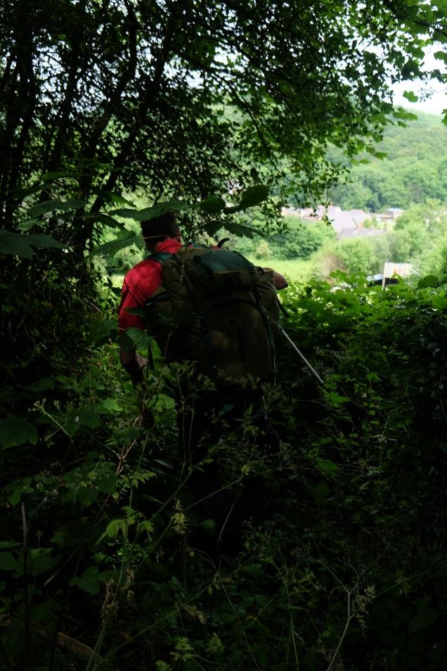 DSCF9335 Jeremy leaves us