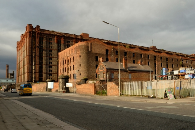 Tobacco Warehouse Liverpool Docks