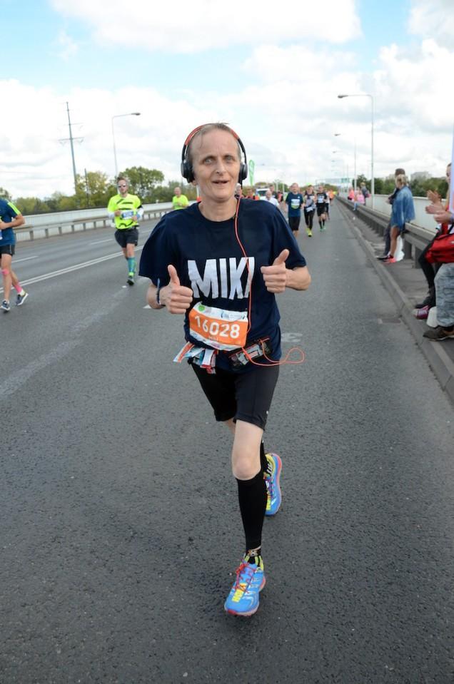 Warsaw marathon 2016 reduced
